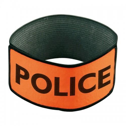 Brassard Police brodé