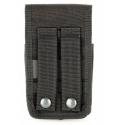 Pochette téléphone G.M.+ noir