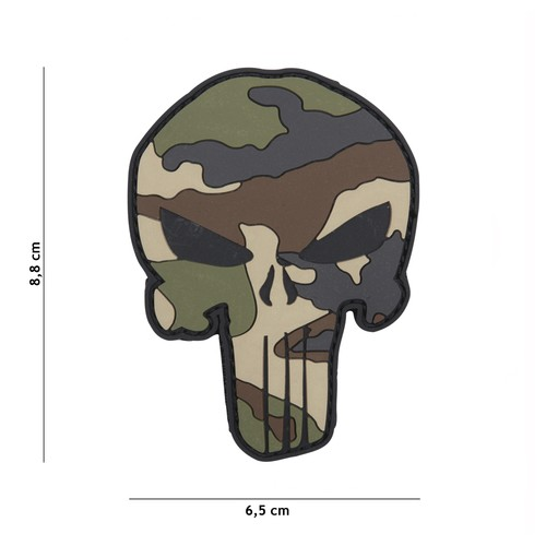 Patch Punisher CAM CE