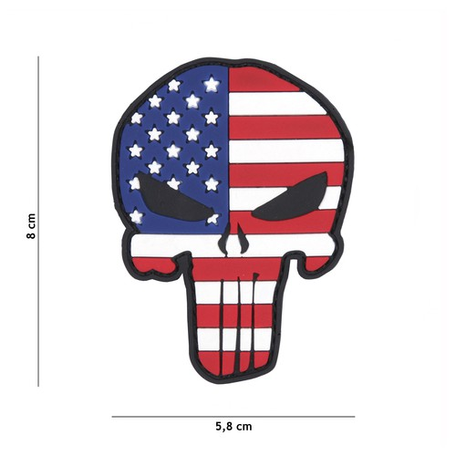 Patch Punisher U.S.A