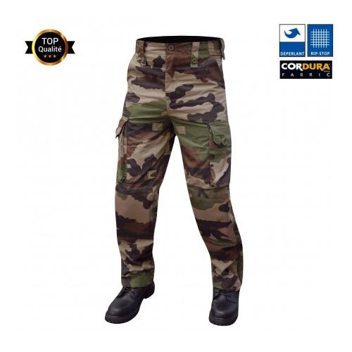 Pantalon Guérilla Ripstop Cam ce