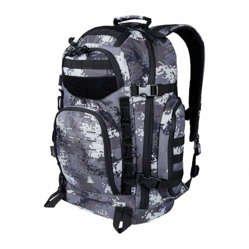 Sac Trex 60l black digital