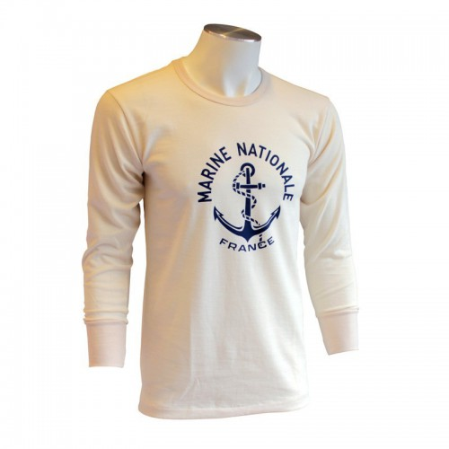 Maillot Marine Nationale française