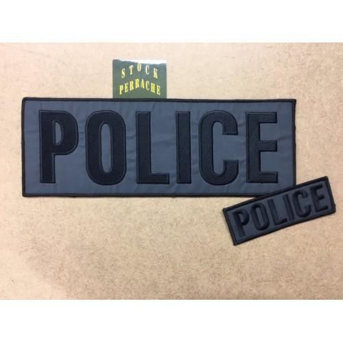 Bandeaux Police basse visibilité vente réservé forces