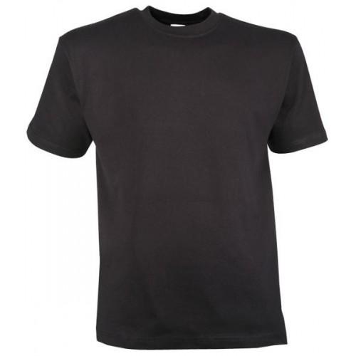 Tee shirt noir uni