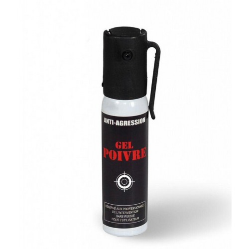 Devil Defender Gel Poivre 25 mL