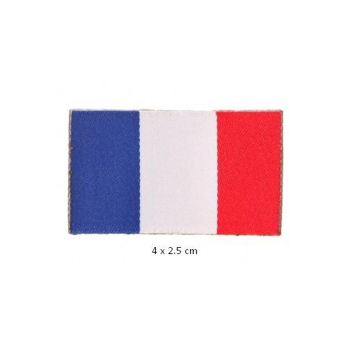 Écusson France rectangle