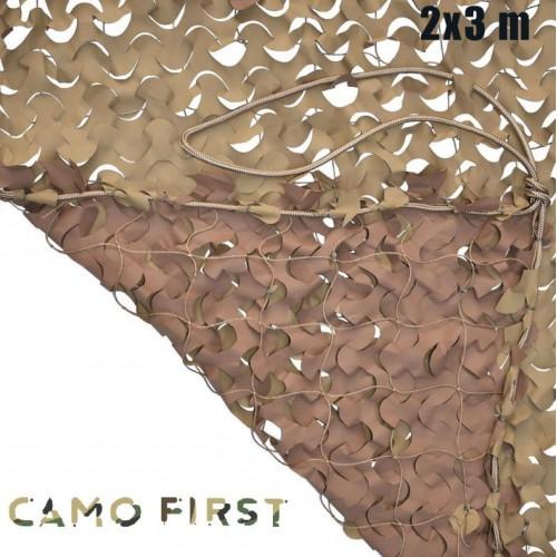 Filet camouflage renforcé 2x2m