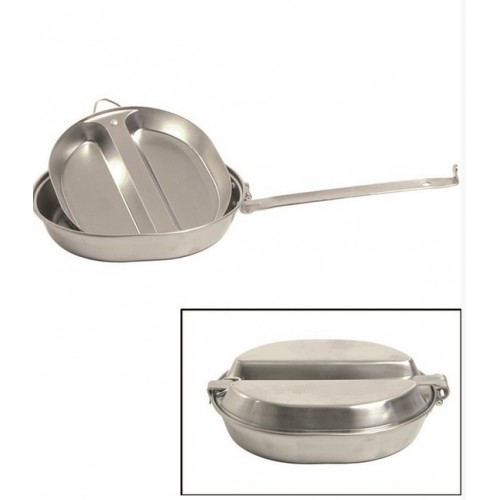 Gamelle US stainless steel