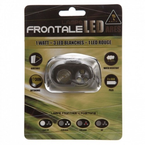 Lampe frontale ARES
