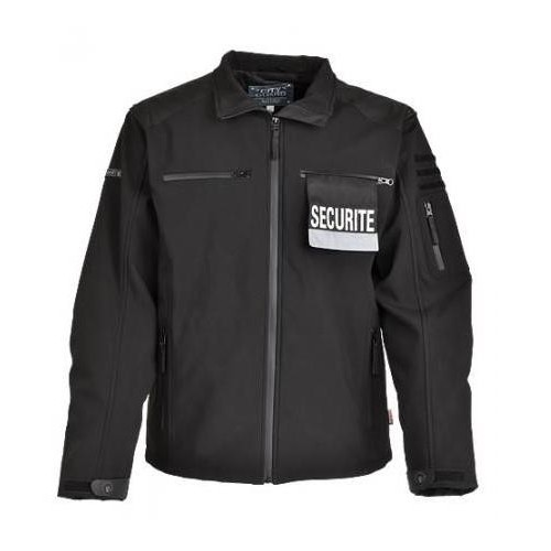 Veste Softshell sécurité cityguard