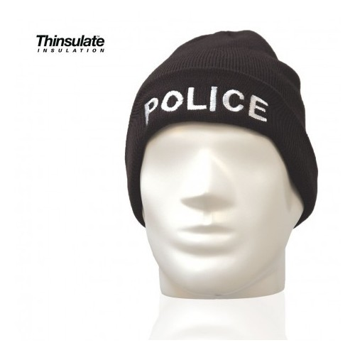 bonnet thinsulate POLICE