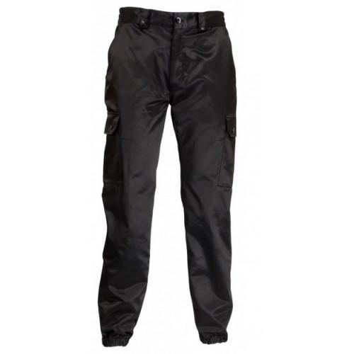 Pantalon intervention noir antistatique