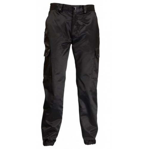 Pantalon intervention noir antistatique