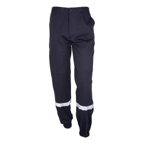 Pantalon sécurité incendie bleu