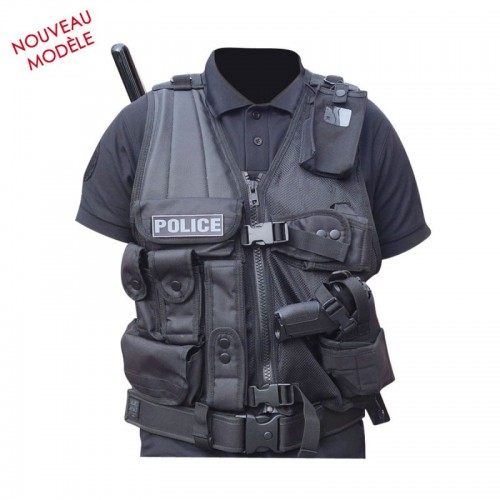 Gilet force intervention GITACPAT