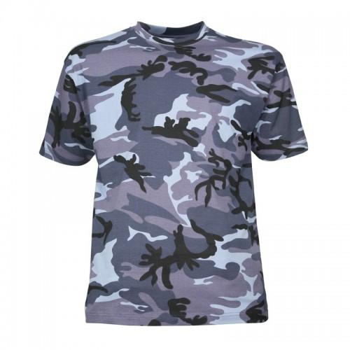Tee shirt Urbain Bleu